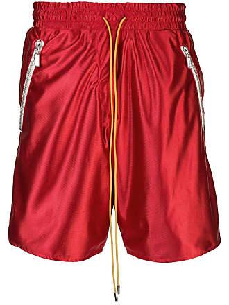 Rhude Rhude PE Shorts - Vermelho