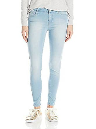 cd4755a3 Celebrity Pink Jeans Womens Infinite Stretch Short Inseam Skinny Jeans,  Outsiders Wash, 7