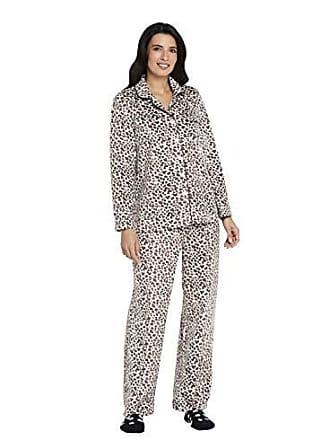 0448d2590c7d Karen Neuburger Womens Long Sleeve Minky Fleece Pajama Set PJ