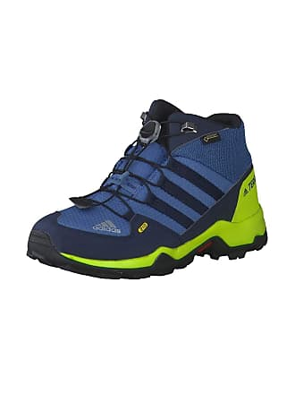 a431c1868 adidas Adults Terrex Mid GTX K High Rise Hiking Boots Blue (Azretr Maruni