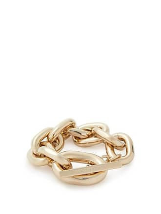 Paco Rabanne Oversized Chain Link Bracelet - Womens - Gold