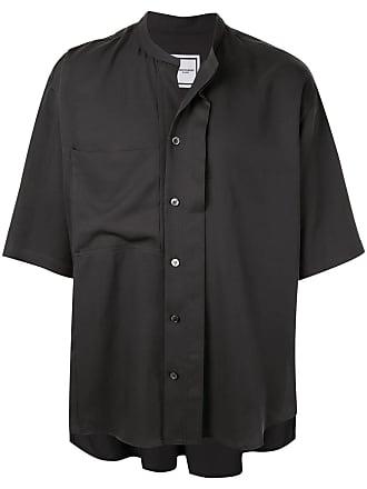 Wooyoungmi Camisa mangas curtas - Cinza