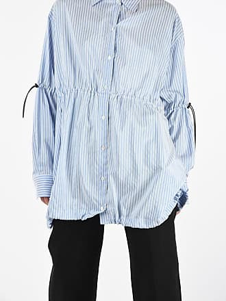 Unravel Silk and Cotton Oversized Blouse Größe 38