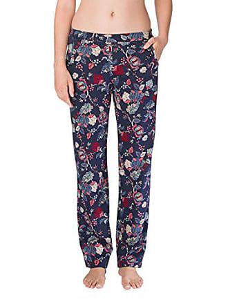 92d7c601177f CALIDA Fav. Xmas Trend 1 Damen Hose Pantaloni Pigiama, Blu (Parisian Night  429