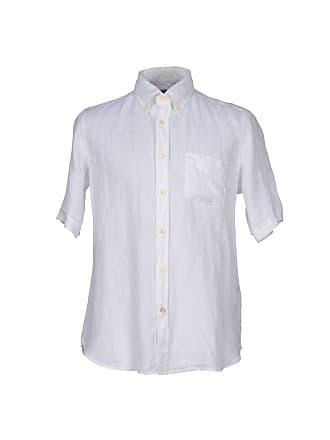 Kurzarm Hemden für Herren in Weiß » Sale  bis zu −52%   Stylight c1cfb82dd4