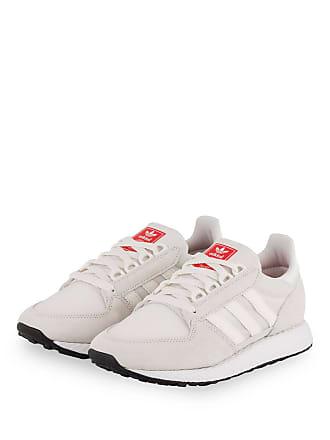 8d245ed4017508 adidas Originals Sneaker FOREST GROVE - WEISS  GRAU  ROT