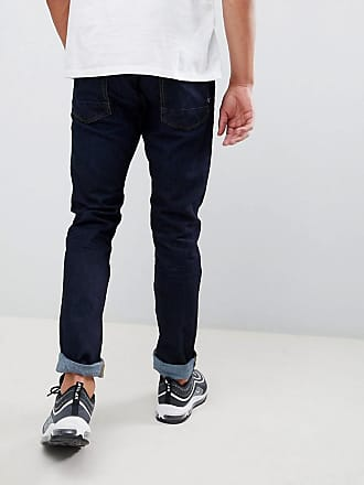814545955032 Scotch & Soda Scotch and Soda Railston skinny fit blue jeans - Blue