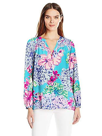 587d54cdbbd13 Lilly Pulitzer® Summer Blouses − Sale  at USD  58.00+