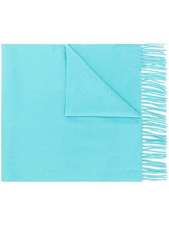 Acne Studios Canada Nr New narrow scarf - Azul