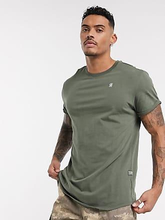 G-Star Lash - T-Shirt in Khaki-Grün