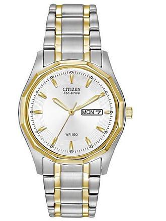 Zales Mens Citizen Eco-Drive Watch (Model: Bm8434-58A)