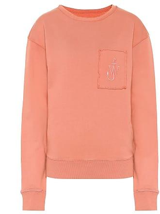 J.W.Anderson Embroidered cotton sweatshirt