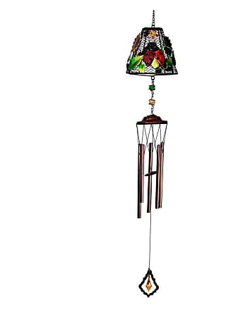 Great World Company Lady Bug Lamp Shade Wind Chime, Womens - 359002