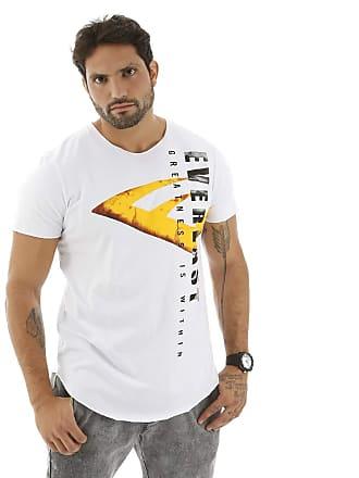 Everlast Camiseta Everlast Long Fit Branco