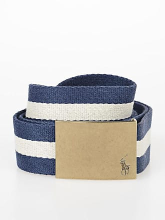 Polo Ralph Lauren 40mm Striped Belt size M