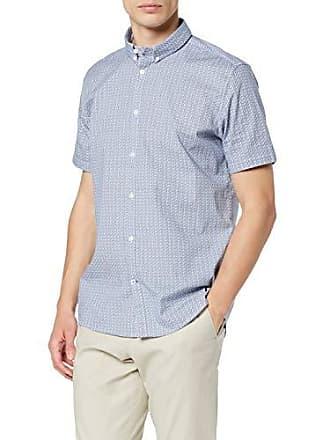 8ff9cb5d105bef Tom Tailor Casual Herren Baumwoll Hemd Freizeithemd