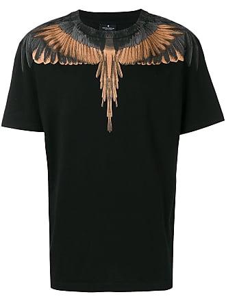 Marcelo Burlon Wings print T-shirt - Black
