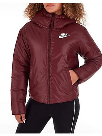Nike Womens Puffer Jacket, Red