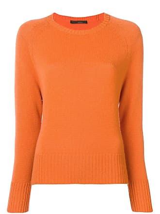 Incentive! Cashmere Suéter de tricô - Laranja