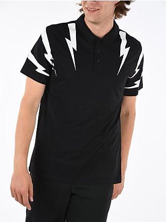 Neil Barrett Slim Fit Polo with Print size Xxl