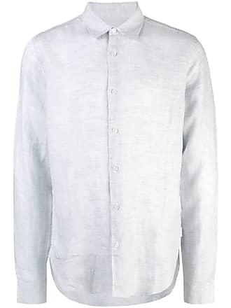 Orlebar Brown Camisa com botões - Cinza