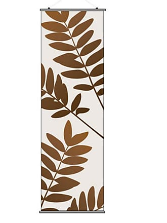 Inhabit Leaf Canvas Wall Art - LEAF_1616C
