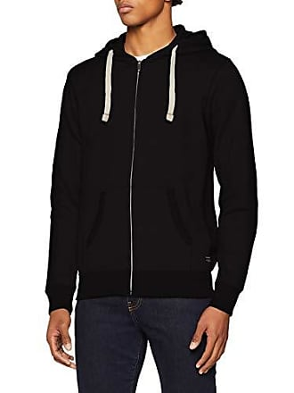 00c019ef644bf1 Jack   Jones Herren Sweatjacke JJESPACE Melange Sweat Zip Hood NOOS 12136769
