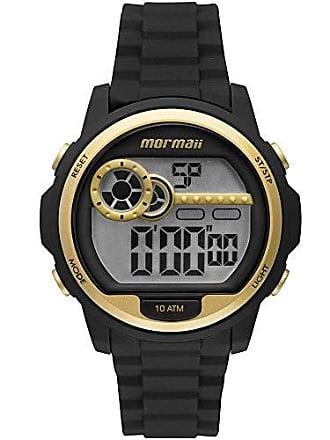 Mormaii Relógio Feminino Mormaii Luau MO1462A/8D Preto