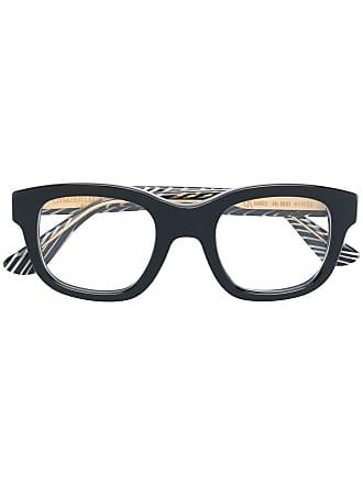 Emmanuelle Khanh square frame glasses - Preto