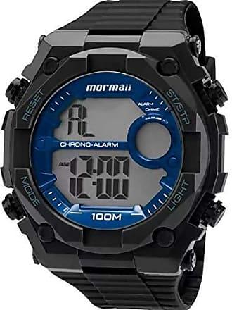 Mormaii Relógio Mormaii Wave MOY1538/8A Preta MOY1538/8A