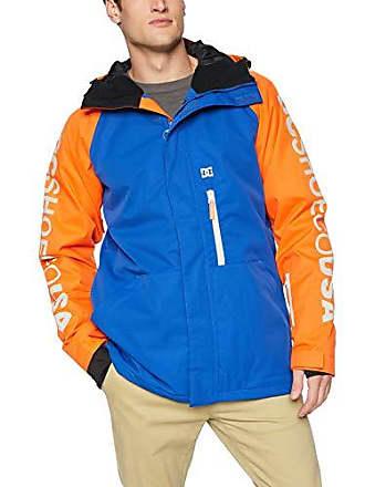 DC Mens Ripley Snow Jacket, surf The Web M