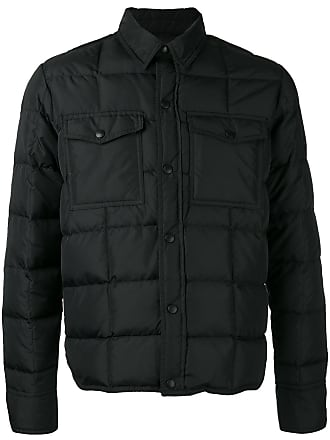 Ami snap-buttoned jacket - Black