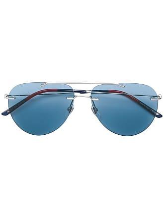 97f5f86d7d Gucci aviator frame sunglasses - Blue
