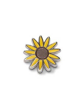 Jansport Sunflower Pin - No Color