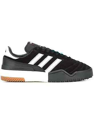 adidas Originals by Alexander Wang Black Mens Bbal Soccer Sneakers - The Webster