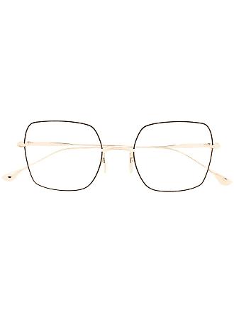 Dita Eyewear Armação de óculos quadrada - Dourado