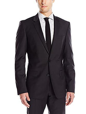 c2deca64f HUGO BOSS Hugo Mens Slim Fit Business Suit Jacket, Black 36R