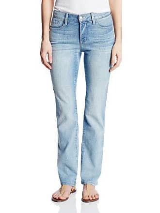 NYDJ Petite Marilyn Straight Jeans In Premium Lightweight Denim, Manhattan Beach, 14P
