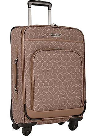 Nine West Allea 20 inch Spinner Suitcase (Taupe)