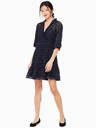 Kate Spade New York Hennie Dress, Adriatic Blue - Size 4