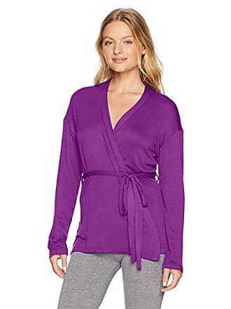 Maidenform Womens Organic Architecture Wrap Cardigan, Charisma, Extra Large