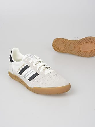 buy popular 7a542 2c9a9 adidas Leather and Fabric INDOOR SUPER Sneakers size 8,5