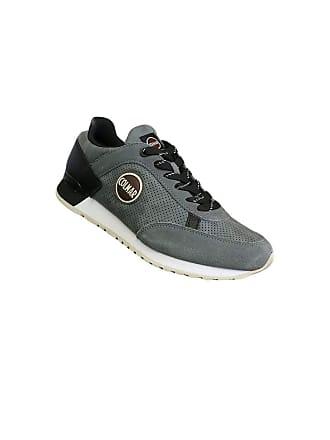 best service 78610 d198a Colmar Mens TRAVIS-016 Trainers Grey Grey Black Grey Size  9