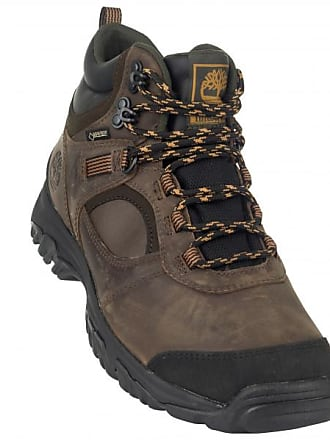44aa481747 Timberland Mt. Major Mid Leather GTX Wanderschuhe für Herren | braun