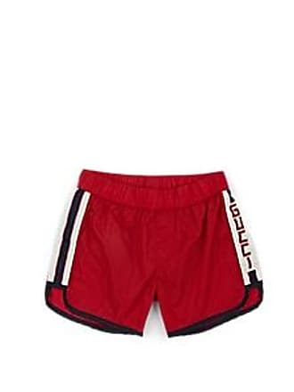 fab97092a1b2a Gucci Kids Track Swim Trunks - Red Size 12/18