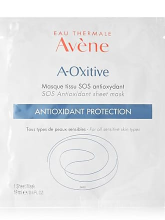 Avène A-oxitive Sos Antioxidant Sheet Mask, 5 X 18ml - Colorless