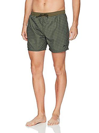 79f5511406 HUGO BOSS BOSS Mens Piranha Swim Trunk, Open Green, X-Large