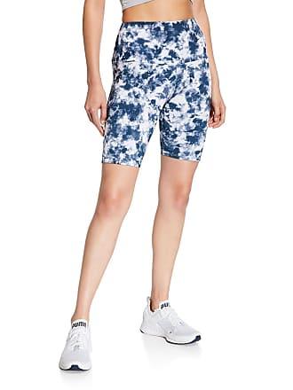 Onzie High-Rise Tie-Dye Bike Shorts