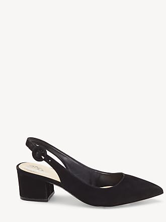 Vince Camuto Womens Steffien In Color: Black Shoes Size 8 Suede From Sole Society