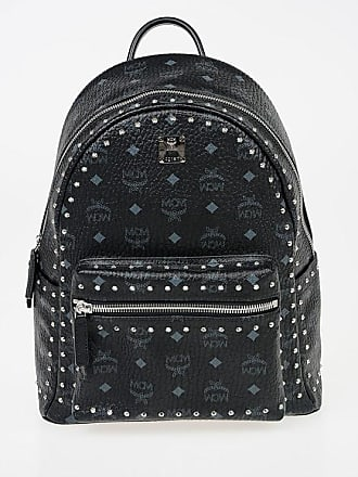 a108f090f MCM Printed Leather backpack with Studs size Unica